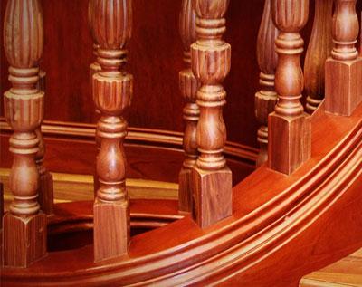 整木家居木质楼梯日常保养技巧