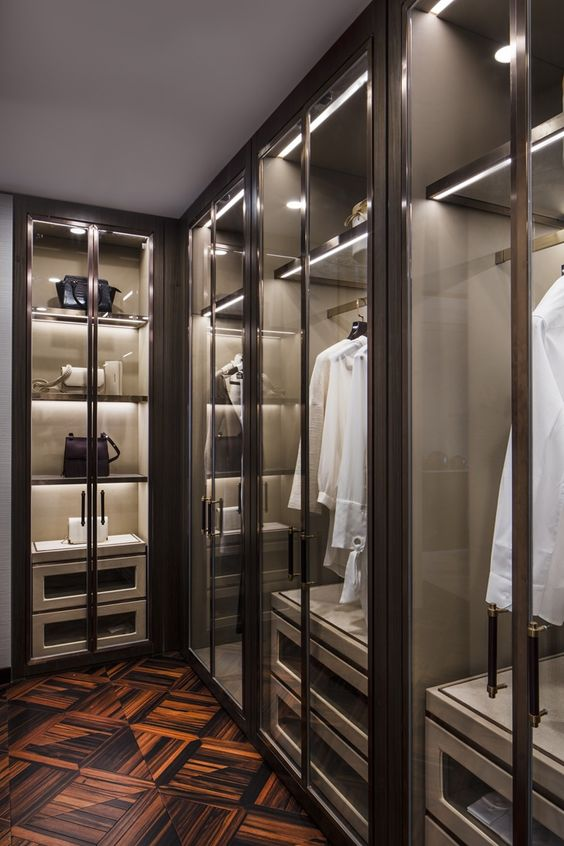 定制衣柜多少钱一米?价格怎么算?
