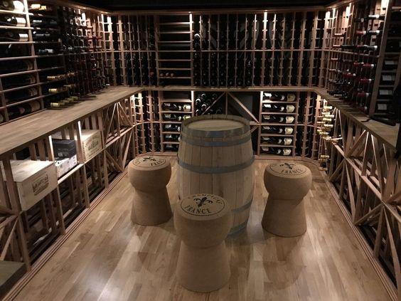 专业家庭酒窖与葡萄酒的关系