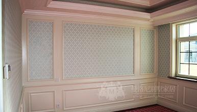 铭凤凰:乳白色护墙板