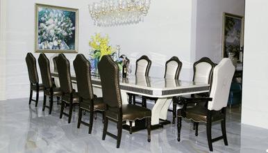 铭凤凰:高端定制美式桌椅