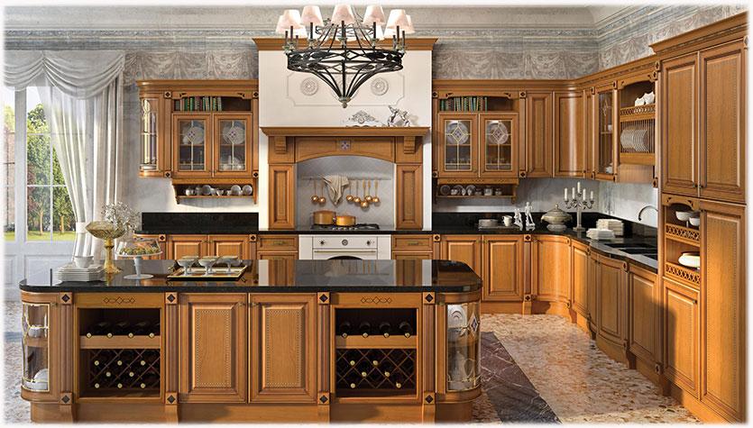 原木色系定制整体厨房