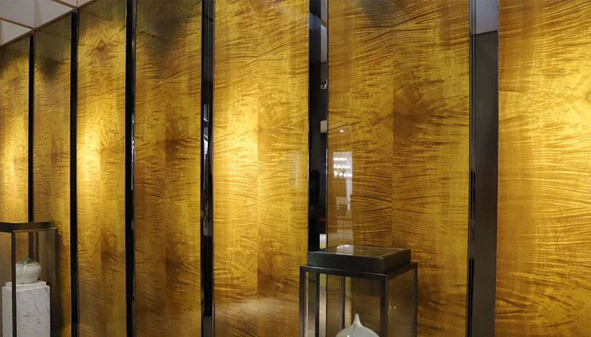 新中式风格护墙板-铭凤凰