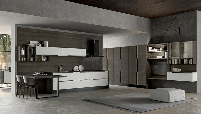 现代简约整体厨房-Ⅰ