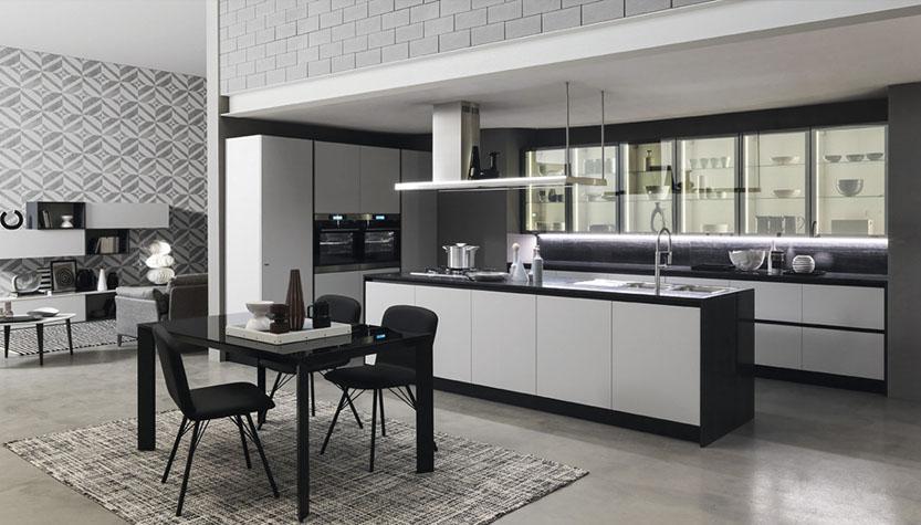 现代简约整体厨房-Ⅲ