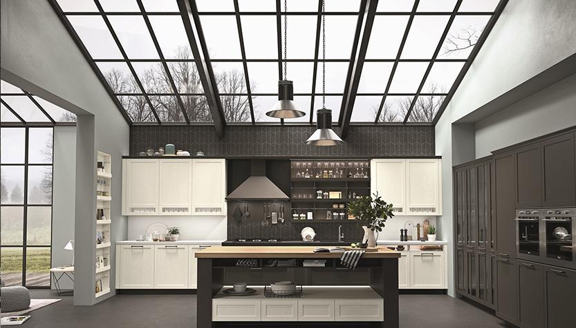 现代简约开放式厨房-Ⅴ