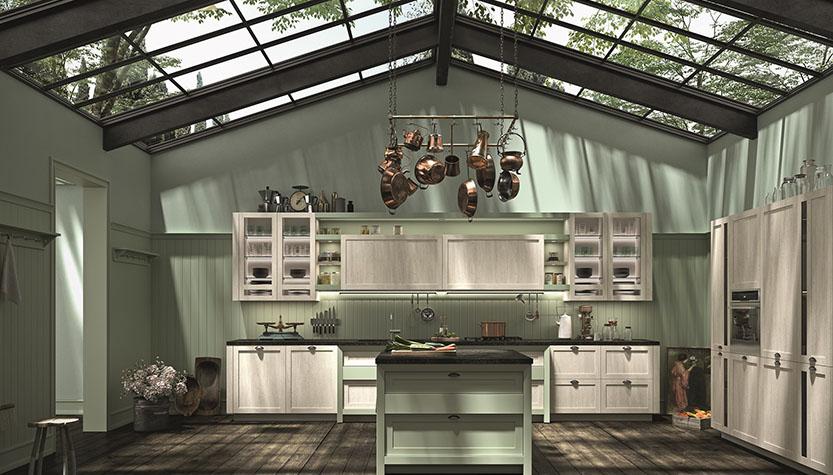 现代简约整体厨房-Ⅵ