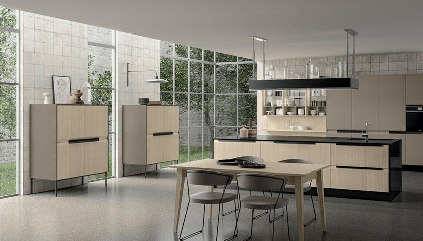 现代简约整体厨房-Ⅶ