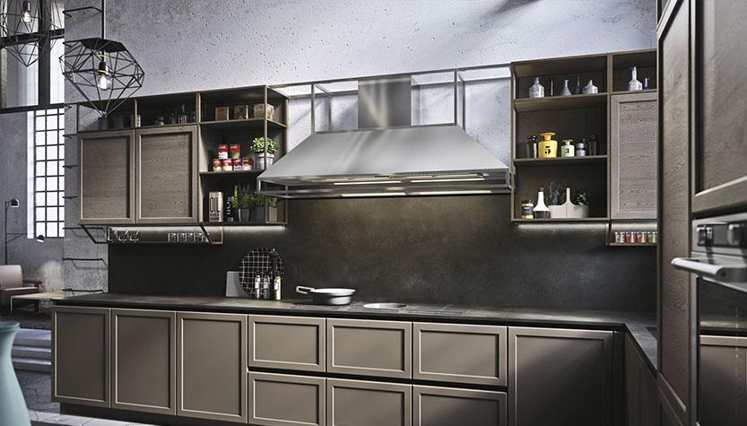 现代简约整体厨房-Ⅸ
