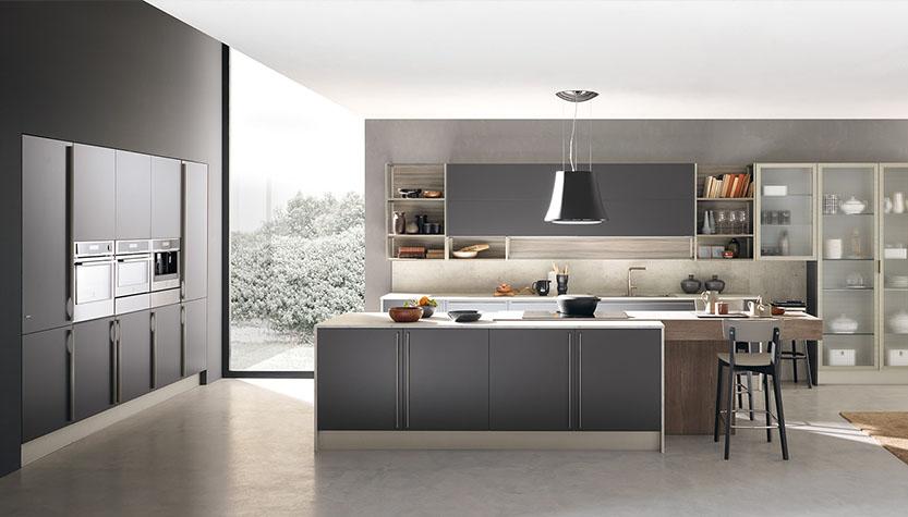 现代简约整体厨房-Ⅹ